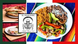 EL Jalisciense   Meals 2